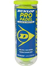 DUNLOP-Palline da Tennis Padel Paddle
