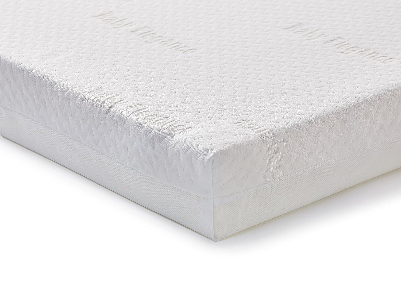 Baby Elegance Memory Foam Cot Bed Mattress (70 x 140 x 10cm) MEM120