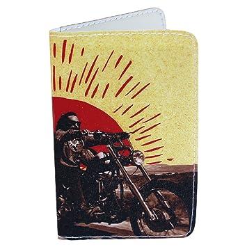 Tarjetero - Fácil Collage Película Motociclista Para Tarjetas De ...