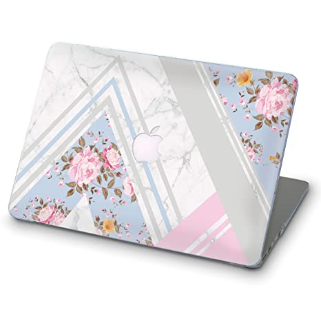 Stripes MacBook Pro Cover MacBook Air Sleeve Floral MacBook Case