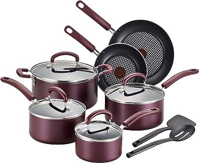 Ti-Fal B130SC Cookware Set