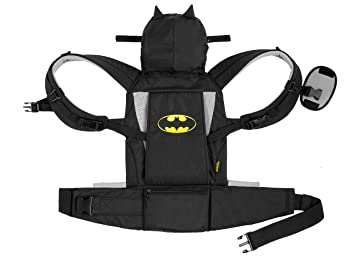 Amazon.com: kidsembrace WB Deluxe Batman Baby Carrier: Baby