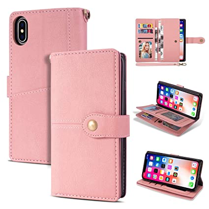best sneakers ac8b3 41610 Black Friday Deals Cyber Monday Deals-iPhone Xr Case, iPhone Xr Wallet  Case,Flip Leather Credit Card Holder Cash Pockets Wristlet Protective Case  for ...