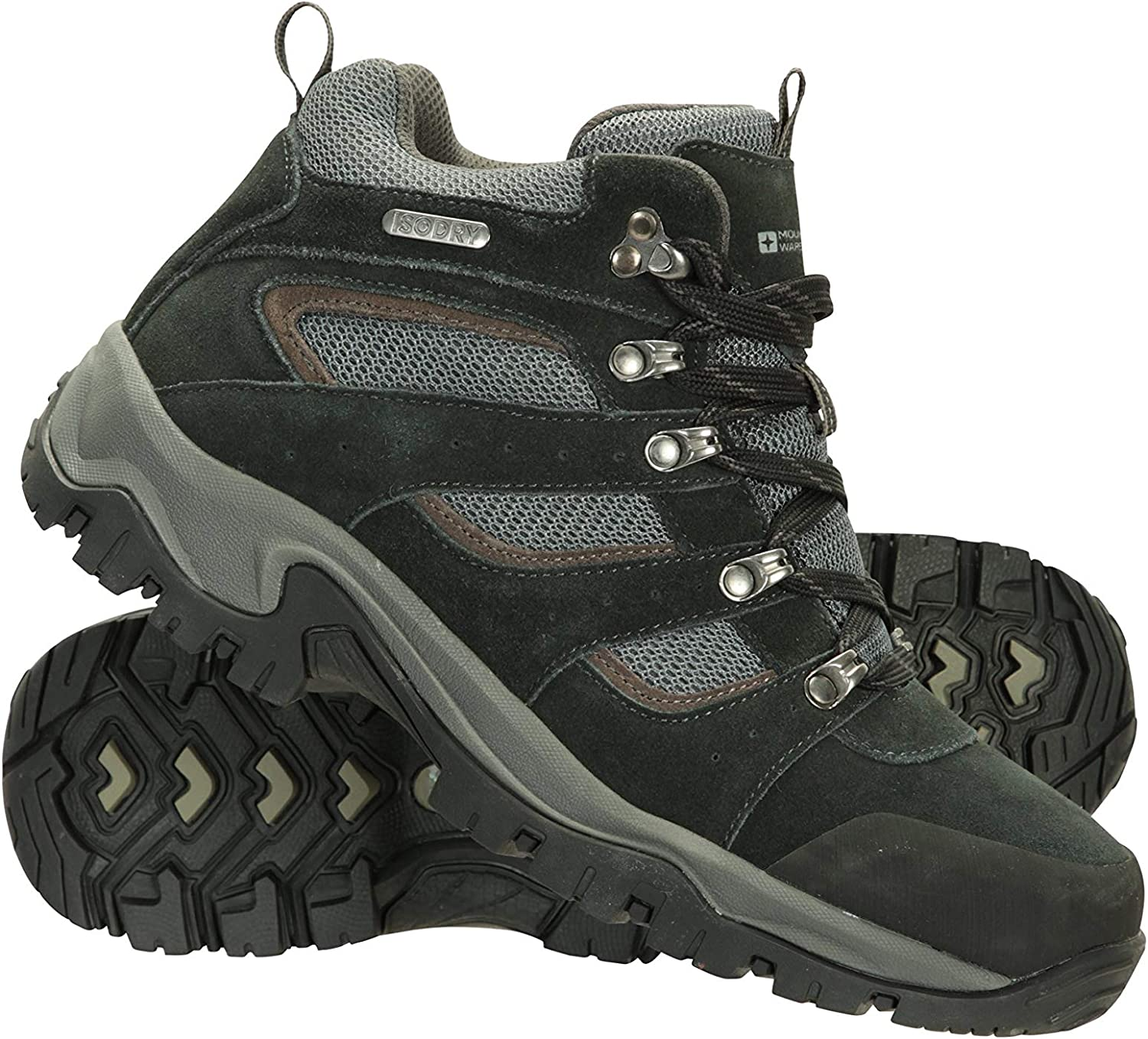 Mountain Warehouse Voyage Mens Mid Hiking Boot