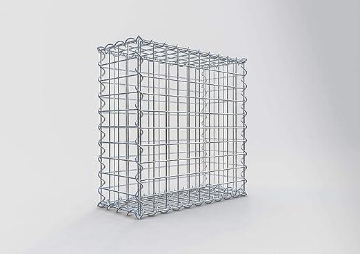 Gabiona | Gavión rectangular | jaula de malla para rellenar con ...