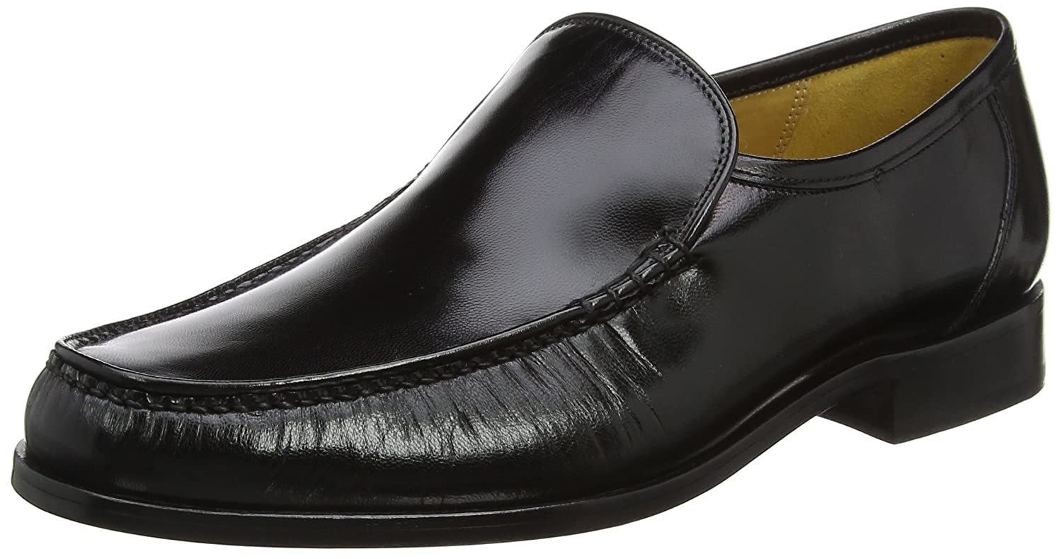 Barker black Amazon Noir Hayden Kid Mocassins Eu 17 Homme 41 rwgqAar