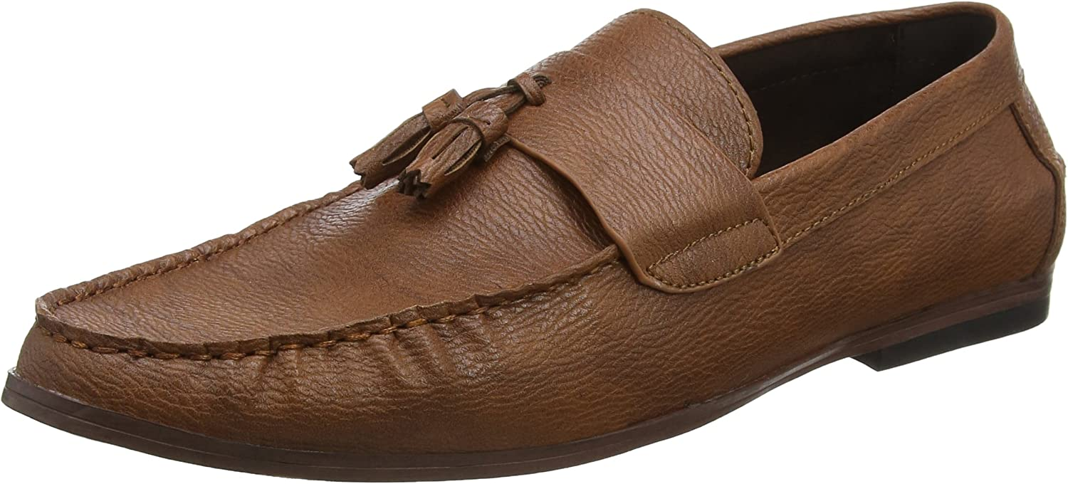 New Look Keith Tassel, Mocasines para Hombre