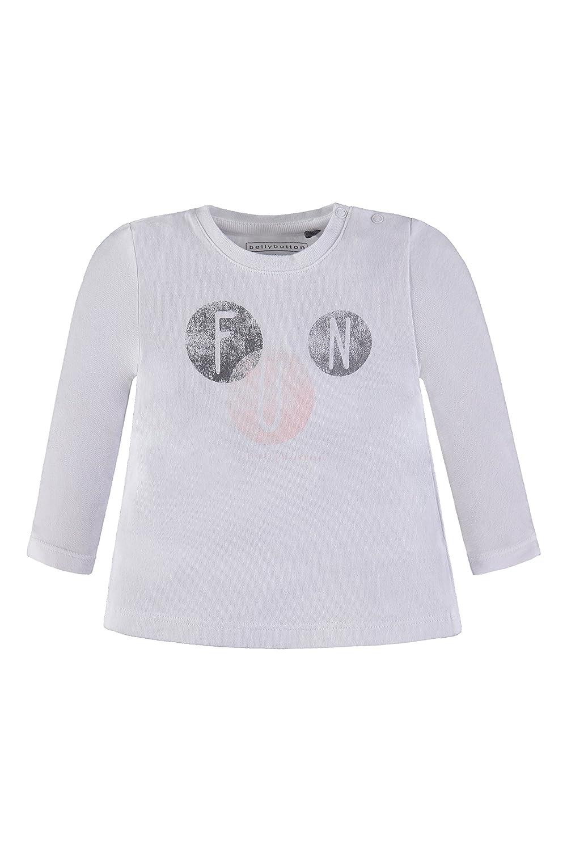 bellybutton Langarmshirt, Weiß Weiß