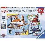 Ravensburger Disney Planes Puzzle 3x49pc