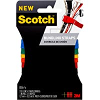 Command Scotch Sujetadores para Cables Multicolor