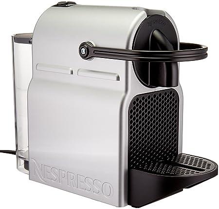 Nespresso Inissia Espresso Maker, Rojo Nespresso by DeLonghi ...