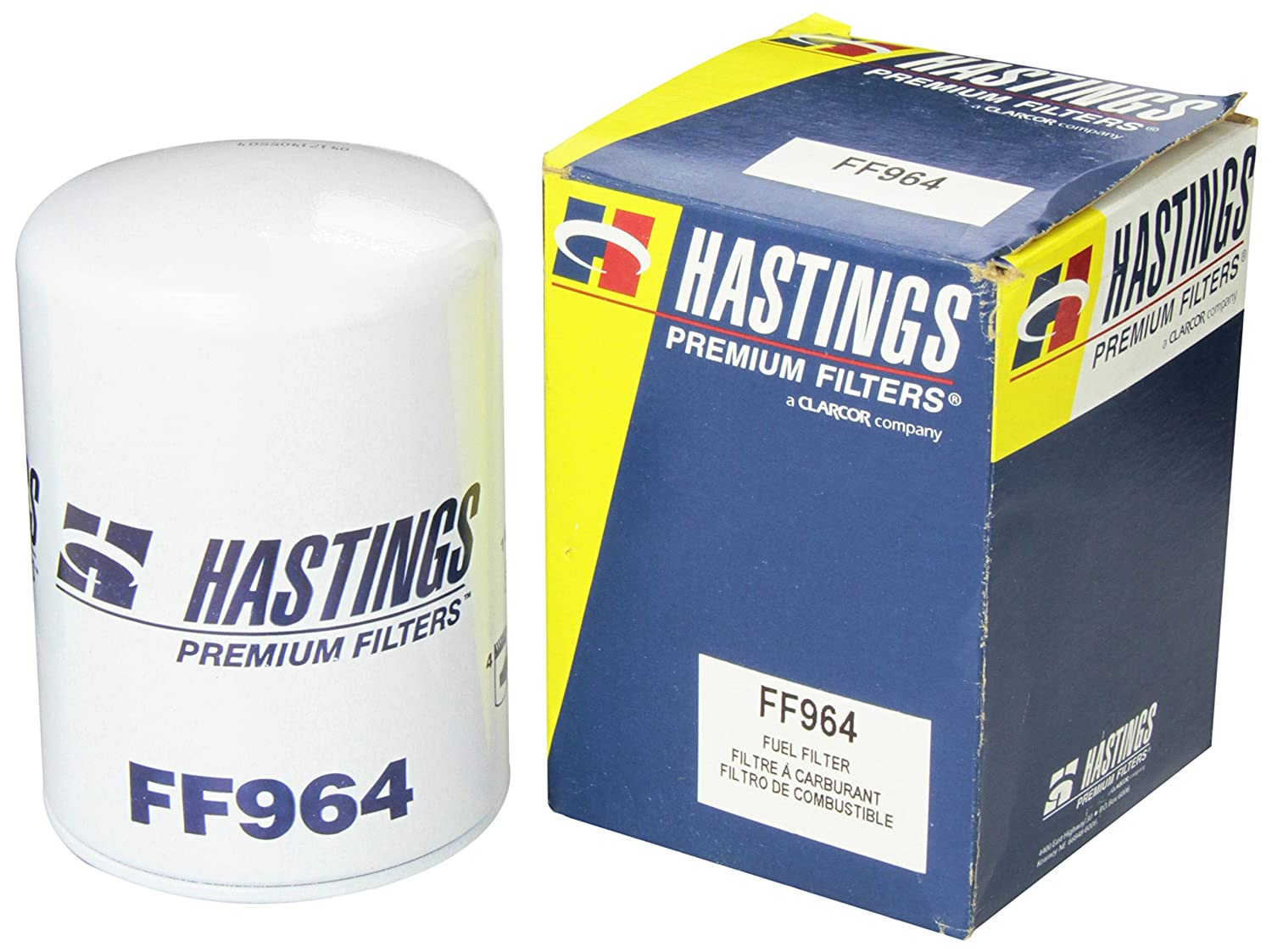 Amazon.com: Hastings Filters FF964 Spin-On Fuel Storage Tank Filter:  Automotive