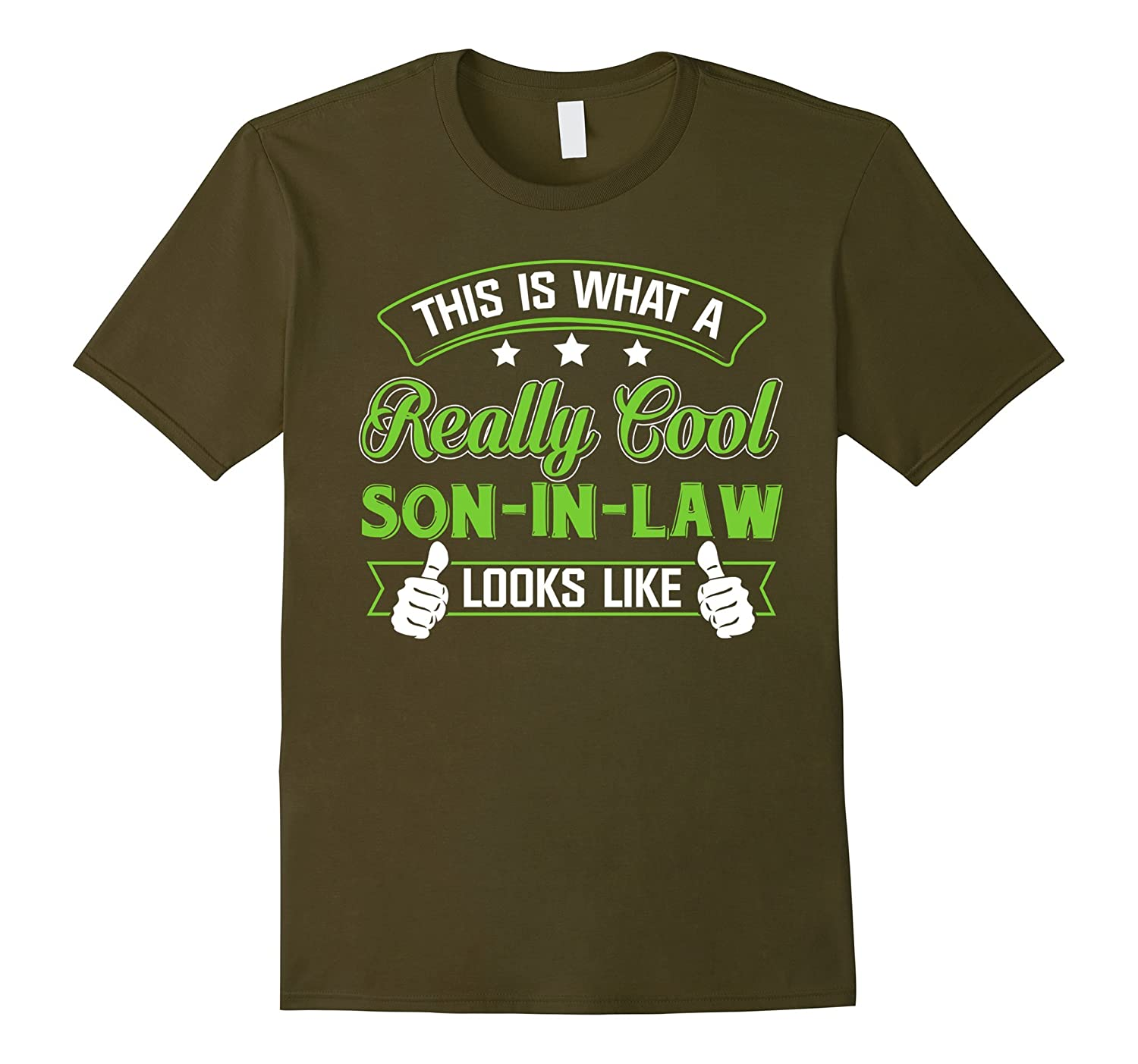 Meaning T Shirt For Son In Law Best Birthday Gift
