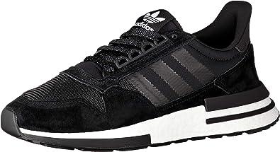 adidas Originals ZX 500 RM, Core Black-Footwear White-Core Black, 8,5
