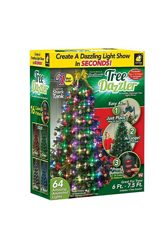 Amazoncom  Star Shower Tree Dazzler LED Light Show by BulbHead