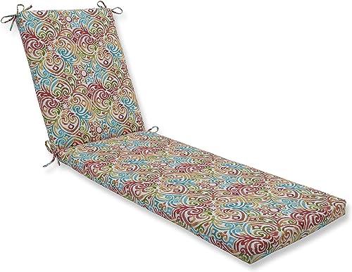 Cheap Pillow Perfect Outdoor/Indoor Corinthian Dapple Chaise Lounge Cushion outdoor chair cushion for sale