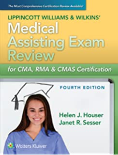 Saunders medical assisting exam review 4e 9781455745005 medicine lwws medical assisting exam review for cma rma cmas certification medical assisting exam fandeluxe Gallery