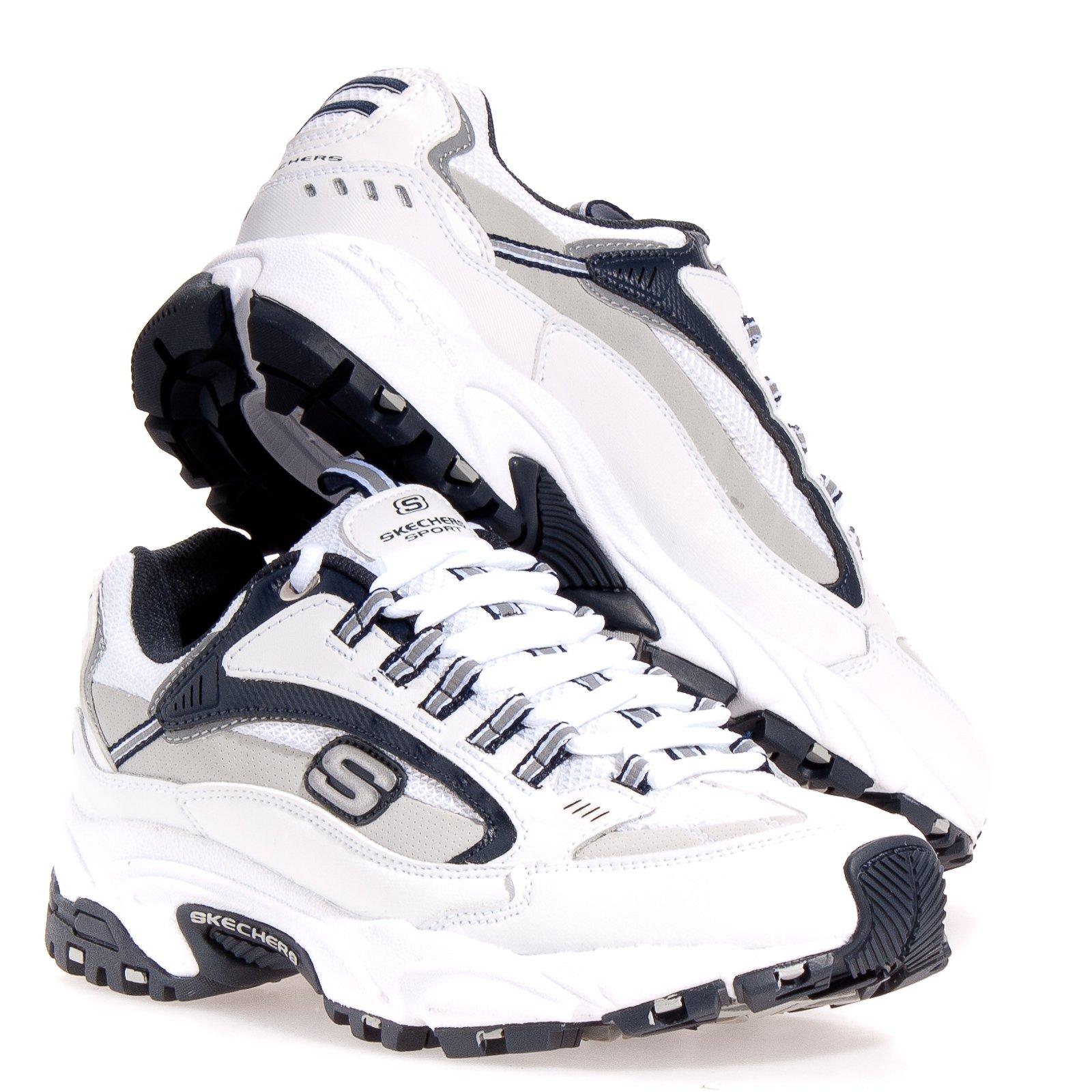 aeeab7e6fea9 Galleon - Skechers Sport Men s Stamina Nuovo Cutback Lace-Up Sneaker ...