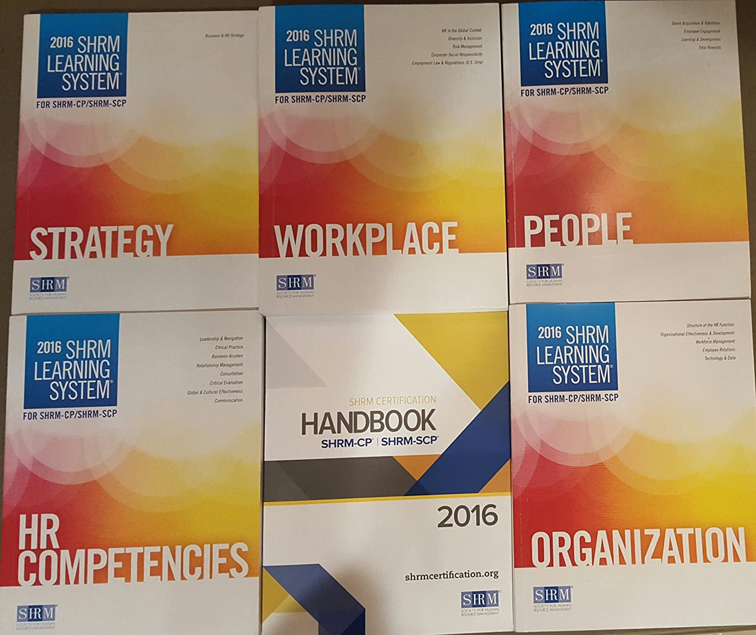 2016 shrm learning system for shrm cp and shrm scp amazon 2016 shrm learning system for shrm cp and shrm scp amazon industrial scientific 1betcityfo Image collections