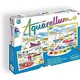 Sentosphère - 6190 - Loisir Créatif - Aquarellum - Ports de Pêche