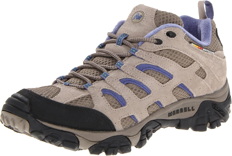 Merrell Womens Moab Ventilator Hiking Shoe