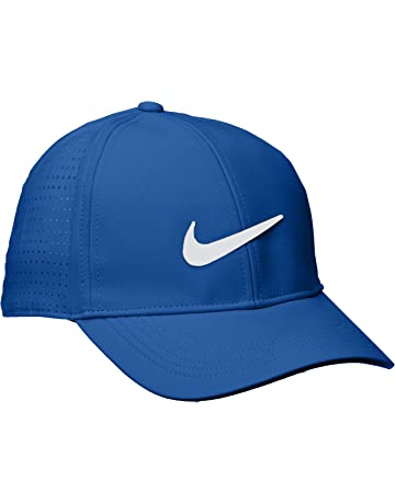 77925f18195e5 NIKE AeroBill Legacy 91 Perforated Golf Cap