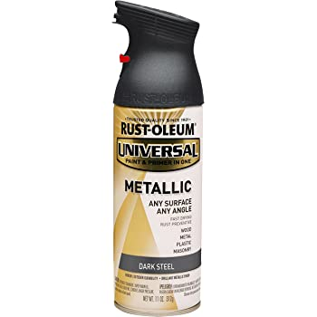 Rust-Oleum 271474 Universal All Surface Spray Paint, 11 oz ...