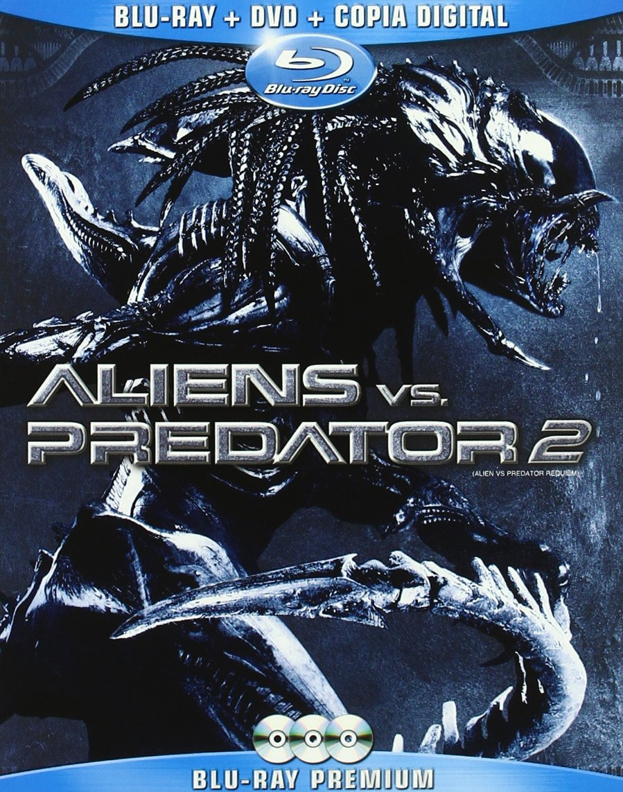 Aliens Vs. Predator 2 - Bd Tp [Blu-ray]: Amazon.es: Sigourney Weaver, Michael Biehn, Jenette Goldstein, Paul Reiser, Lance Henriksen, Bill Paxton, Carrie Henn, William Hope, James Cameron, Sigourney Weaver, Michael Biehn: Cine