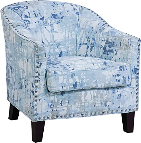 Grafton Giles Nailheads Accent Chair