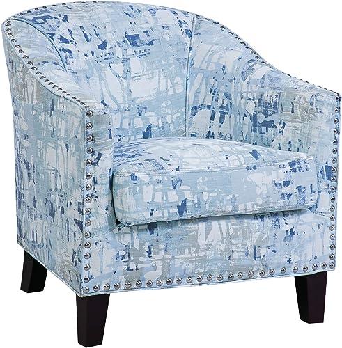 Grafton Giles Nailheads Accent Chair