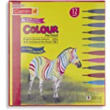 Camlin Colour Pen Pencil - Pack of 12 (Multicolor)