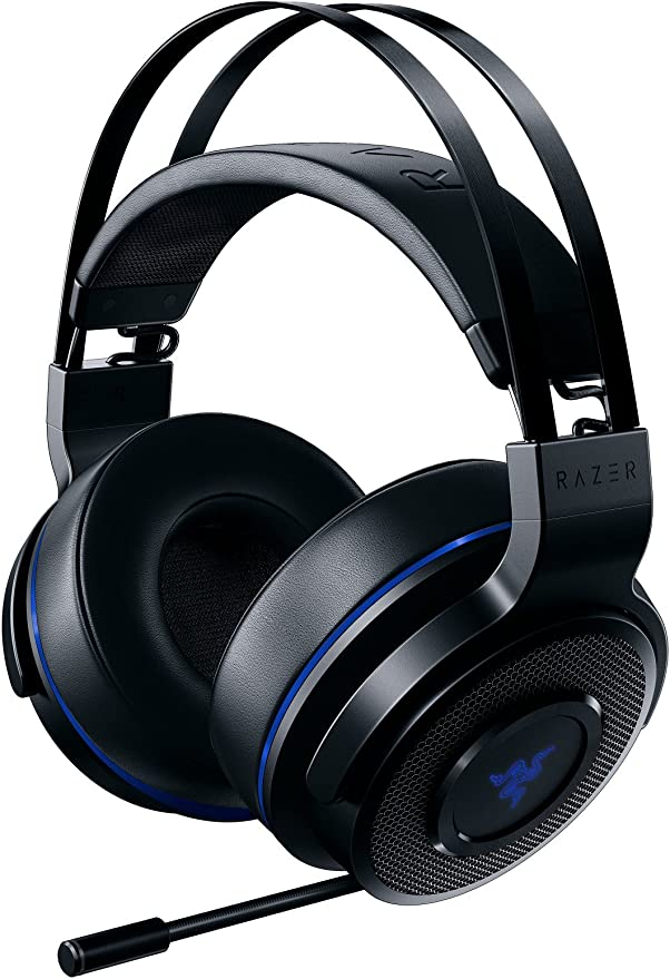 Razer Thresher 7.1 - Auriculares gamer inalámbricos para ...