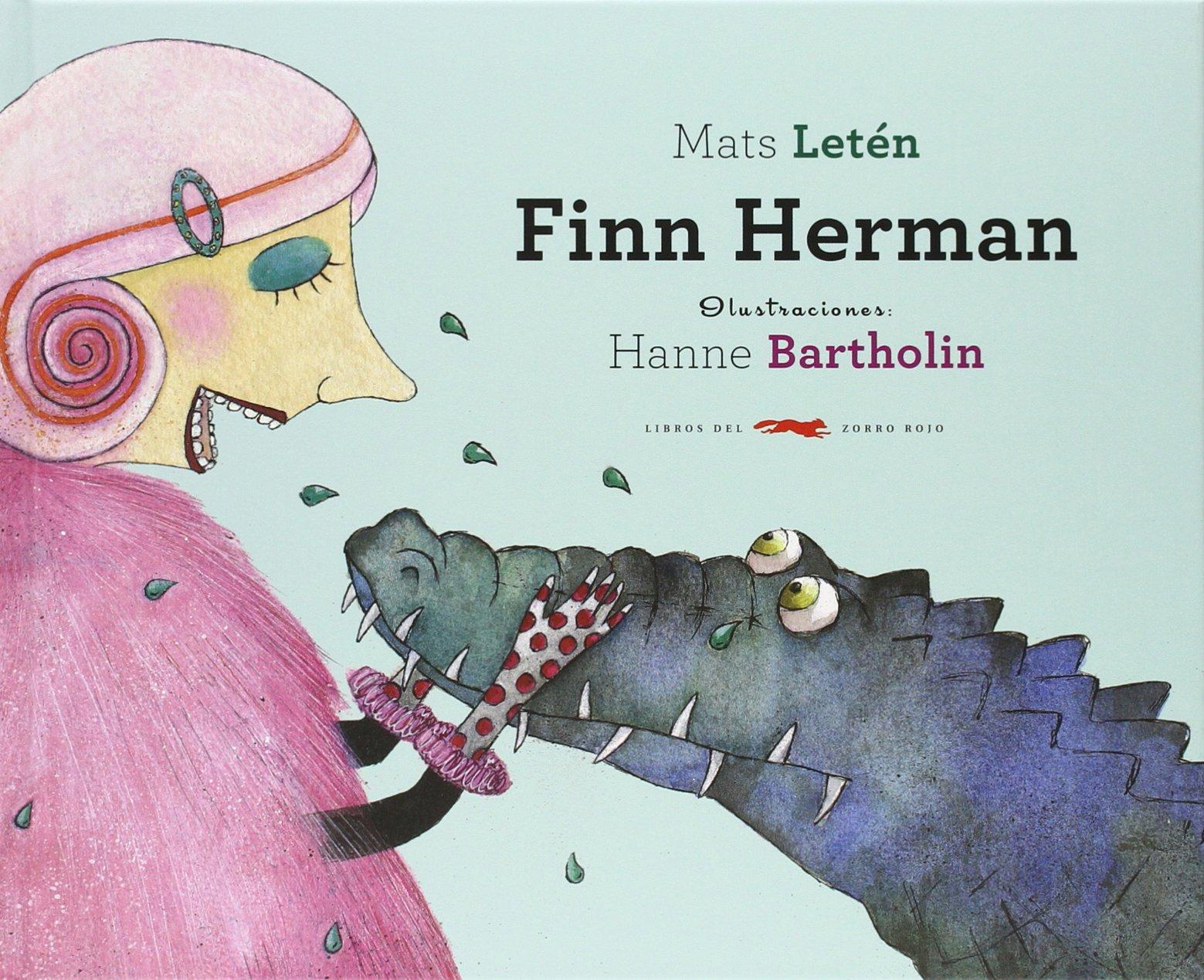 Finn Herman (ÁLBUMES ILUSTRADOS): Amazon.es: Letén, Mats, Bartholin, Hanne,  Ortiz Ostalé, Blanca: Libros
