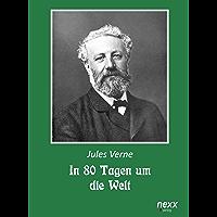 In 80 Tagen um die Welt (German Edition) book cover