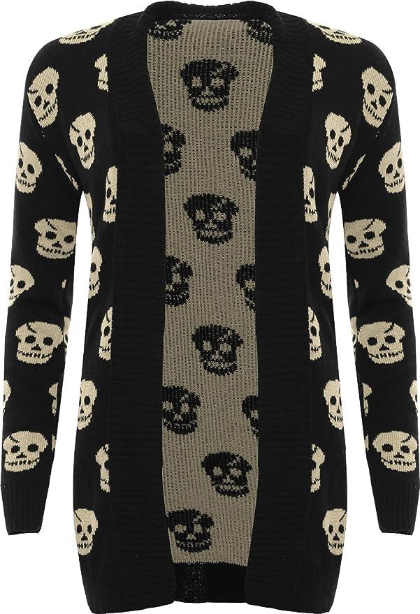 Acheter pull femme tete de mort online 5