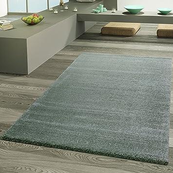 Amazon.de: Teppich Wohnzimmer Designer Teppiche Luxus Frieze ...