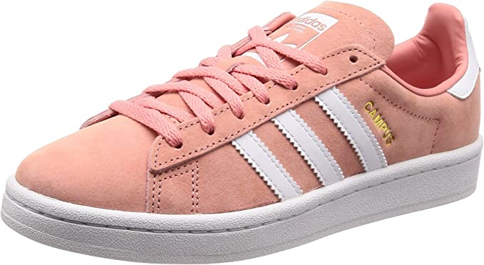 adidas Campus W Womens Trainers Rose - 4 UK