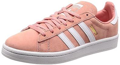 check out 8682c 69bd5 adidas Campus W, Zapatillas de Gimnasia para Mujer  Amazon.es  Zapatos y  complementos
