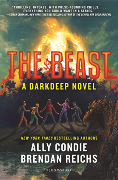 The Beast (The Darkdeep Book 2) - Kindle edition by Condie, Ally, Reichs,  Brendan. Children Kindle eBooks @ Amazon.com.