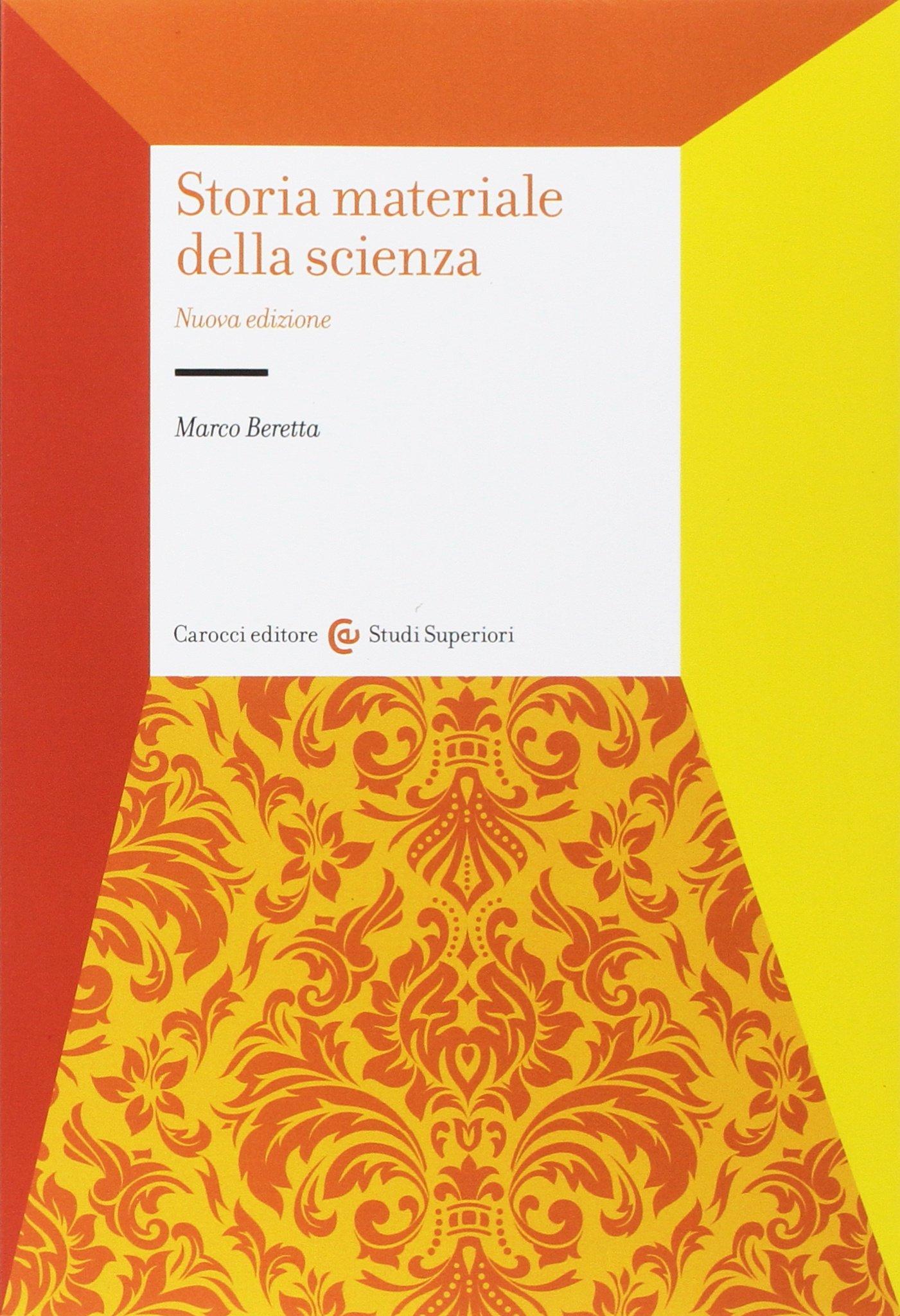 Materiale Marco itStoria Della Beretta Scienza Amazon Libri OPk8wN0nX