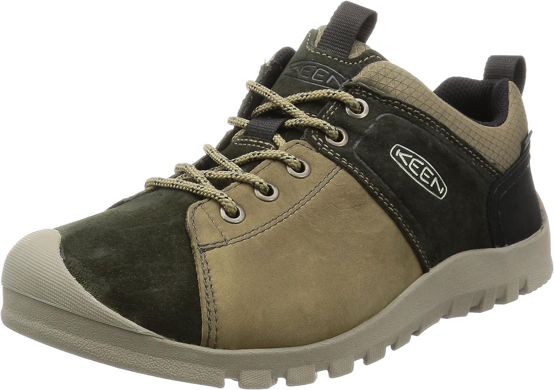 KEEN Men's Citizen Low WP Shoe, Brindle