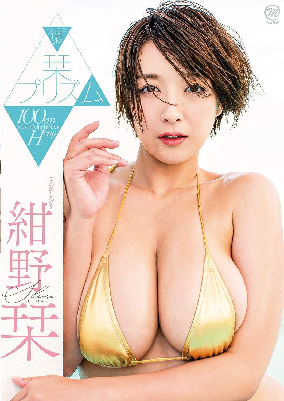 Hカップグラドル 紺野栞 Konno Shiori さん 動画と画像の作品リスト