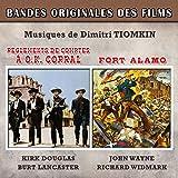 Règlements de comptes à O.K. Corral (Gunfight at the O.K. Corral) et Alamo (The Alamo) - Bandes Originales des Films / BOF - OST