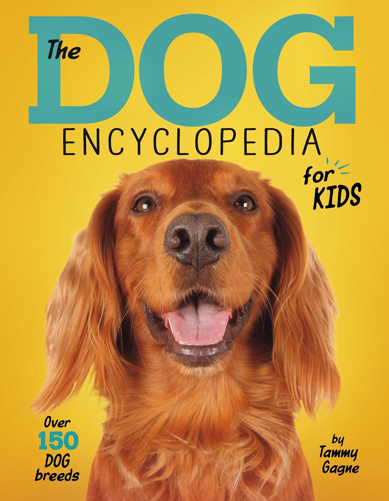 Dog Encyclopedia Kids Tammy Gagne product image