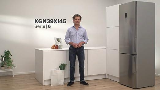Bosch Kühlschrank Kgn 39 Xi 45 : Bosch kgn39xi45 serie 6 kühl gefrier kombination a kühlen