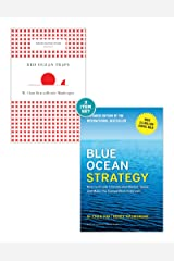 "Blue Ocean Strategy with Harvard Business Review Classic Article ""Red Ocean Traps"" (2 Books) (English Edition) eBook Kindle"