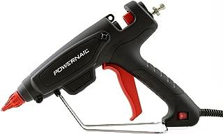 """product image for Powernail HGA220 Hot Melt Glue Gun for 1/2"""" diameter Hot Melt Glue Sticks"""