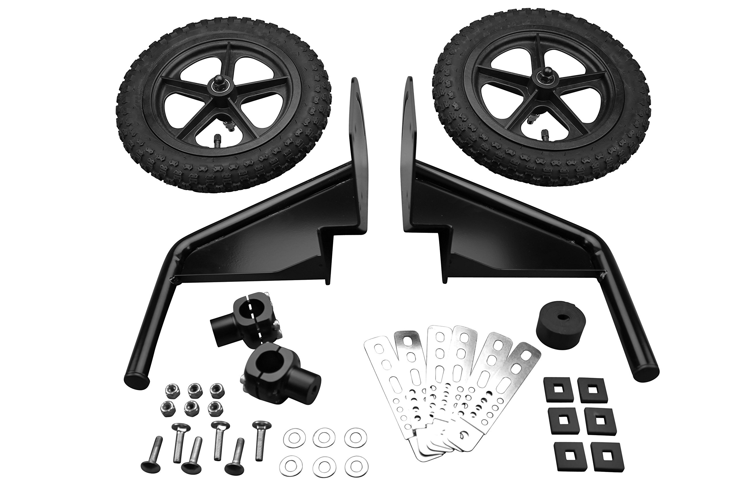 FATWHEELS (Small HD) Stabilizer Kit for 16-20'' bike (supports rider up tp 250 lbs.)