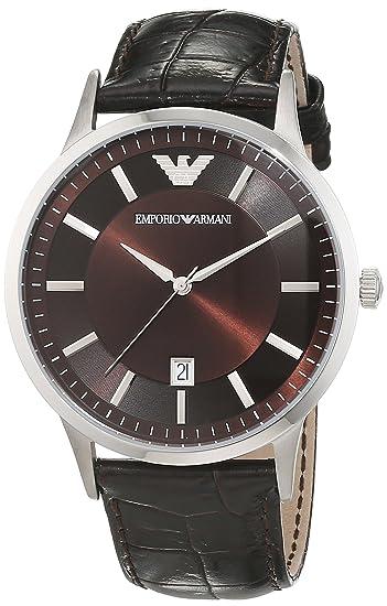 01c63b2fa7add Emporio Armani AR2413 - Reloj de pulsera hombre