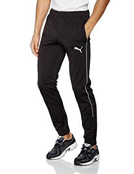 pantalon puma homme noir logo
